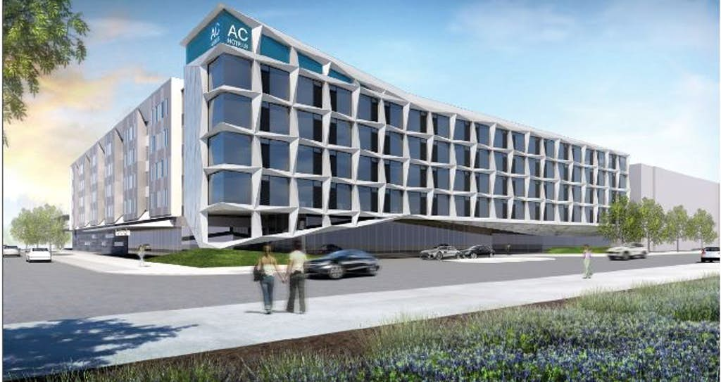 Targeting Millennials Ac Hotels By Marriott To Make Texas Debut Near Galleria Dallas News