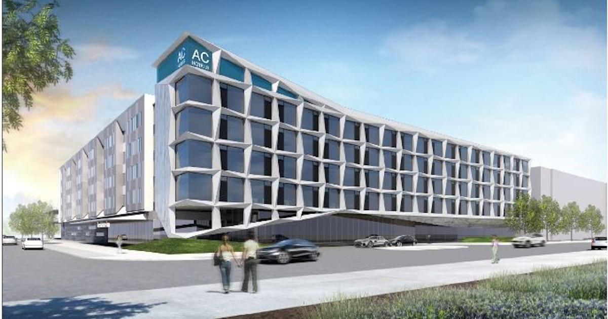 Targeting Millennials Ac Hotels By Marriott To Make Texas Debut Near Galleria Dallas News