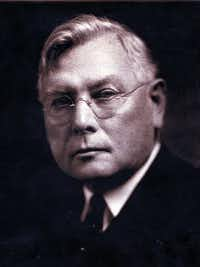 Ross S. Sterling / governor of Texas, January 20, 1931 - January 17, 1933