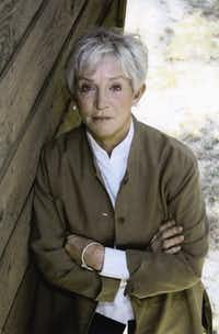 Paulette Jiles, author of News of the World(Jill Gann)