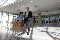 Defense attorney Steven Miears said his team believes there is a strong case for appeal.(Jae S. Lee/Staff Photographer)