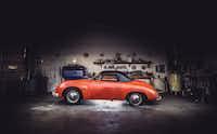 '57 Porsche