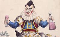 "<p>The early 19th-century ""King of all Clowns,"" Joseph Grimaldi, was definitely not for kids.</p>(<div><br></div>)"