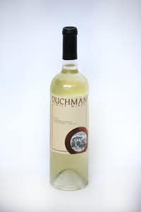 Duchman Family Winery 2015 Vermentino(Louis DeLuca/Staff Photographer)