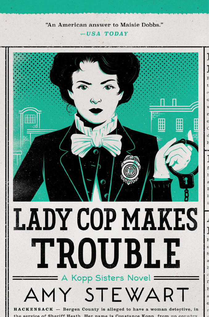Lady Cop Makes Trouble Will Make Amy Stewart Fans Happy