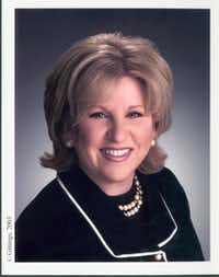 State Sen. Jane Nelson, a Republican from Flower Mound, is head of the ultra-powerful Senate Finance Committee.