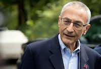 John Podesta(Andrew Harnik/The Associated Press)