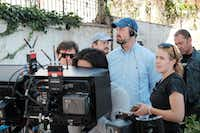 Dallas Sonnier, Cinestate CEO and producer of <i>Brawl in Cell Block 99</i>, on set in Staten Island, N.Y. The movie stars Vince Vaughn, Jennifer Carpenter and Don Johnson and is directed by S. Craig Zahler.(Cinestate)