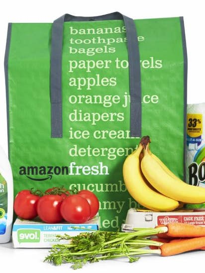 Grocery delivery service AmazonFresh arrives in North Texas | Retail
