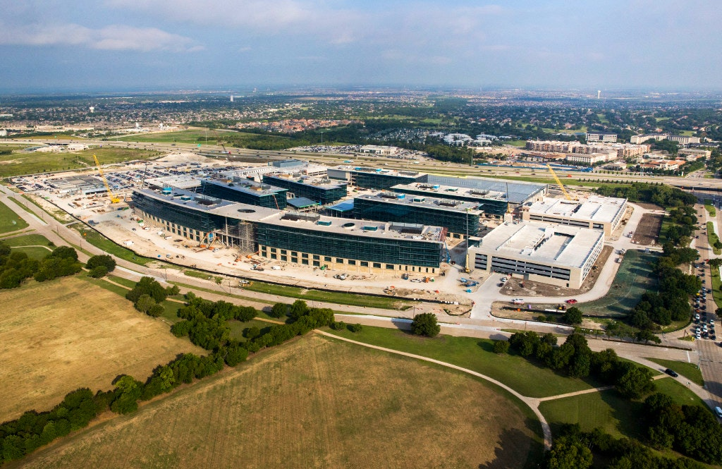 Toyota Plano Headquarters >> Toyota Hiring 1 000 For Plano Hq What Is Automaker Looking For