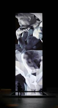 "<p>This is an artwork featured in the 2016 Aurora Prelude preview show. <i>Matter</i>, by Quayola, curated by <span style=""font-size: 1em; background-color: transparent;"">Nadim Samman. </span></p>(Aurora)"