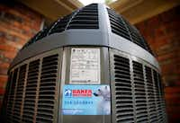 Larry Elewitz bought a new HVAC system and months later had regrets. He tried to do something about it, but he couldn't. (Tom Fox/Staff Photographer)
