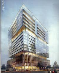 A new Virgin Hotel is planned for Dallas' Design District.(Dunhill Partners)