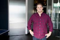 Two startups have spun out of Dialexa, a tech and design company led by Scott Harper, co-founder and CEO.(Ting Shen/The Dallas Morning News)
