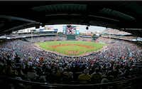 The Atlanta Braves played their final game in Turner Field on Oct. 2, defeating the Detroit Tigers, 1-0. Next season, the Braves will play at SunTrust Park, about 10 miles north of Atlanta in suburban Cobb County, Ga.<div><br></div>(John Bazemore/The Associated Press)