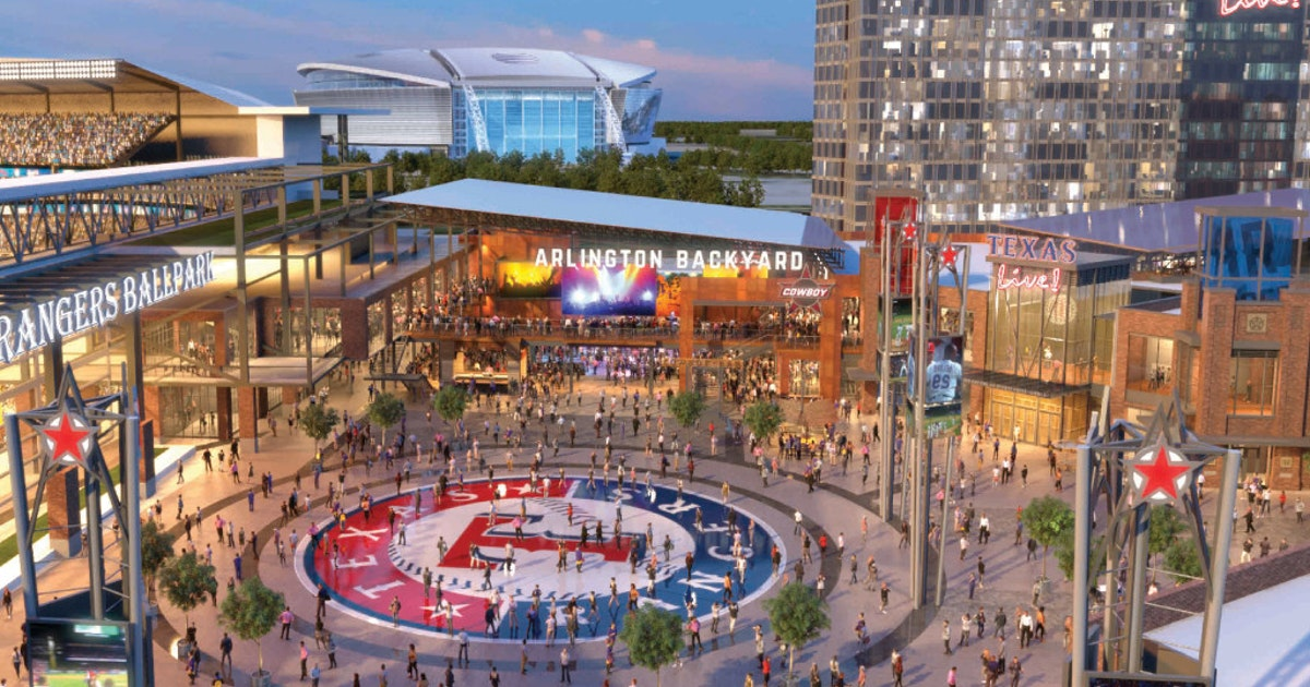 Construction Starting Next Week On 250 Million Texas Live