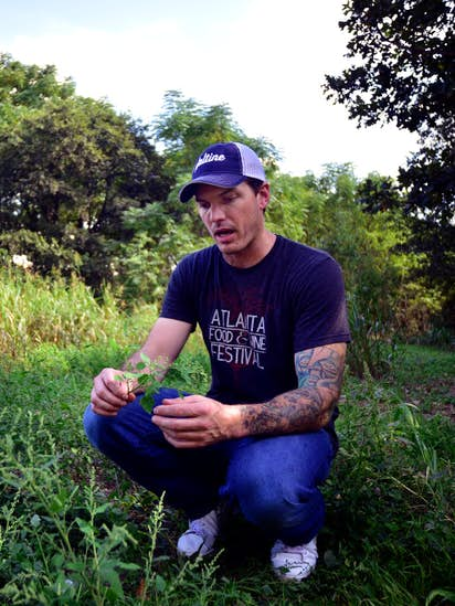 Why These Dallas Chefs Are Going Wild For Foraged Ingredients Farm - Farm to table dallas