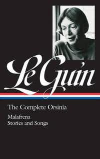 The Complete Orsinia, by Ursula K. Le Guin