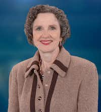 <p>Dr. Joyce O'Shaughnessy, hematologist and medical oncologist, Texas Oncology-Baylor Charles A. Sammons Cancer Center. Photo: Texas Oncology</p>
