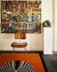 The Prinz home entryway in 2008 (Stephen Karlisch/Special Contributor)
