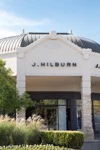 Dallas-based online men's custom clothier J. Hilburn opened a showroom in Inwood Village in Nov. 2016.(Photo courtesy of J. Hilburn)