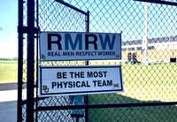 "<p><span style=""font-size: 1em; background-color: transparent;"">A sign at Baylor's practice field this spring reminded players that ""Real Men Respect Women.""</span></p>(<p><span style=""font-size: 1em; background-color: transparent;"">Shehan Jeyarajah/Special Contributor/via Twitter</span><br></p><p></p>)"