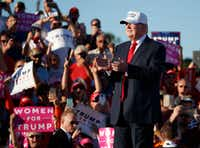In Florida, Donald Trump needs to maximize his base and stay competitive in the key swing area in the central part of the state, analysts say.(<u>AP</u>)