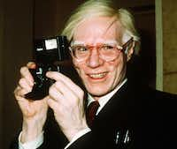 """Andy Warhol once said, """"In the future, everyone will be world-famous for 15 minutes."""" Dallas' Roger Kaiser knows the feeling. (File Photo/The Associated Press)"""