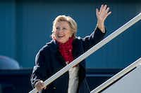 "Hillary Clinton(<p><span style=""font-size: 1em; background-color: transparent;"">(Andrew Harnik/The Associated Press)</span><br></p><p></p>)"