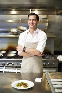 Chef Julian Barsotti(Kevin Marple)