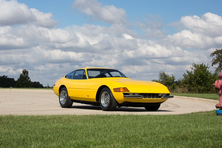See What Mecum Auctions Is Offering In Dallas Today From