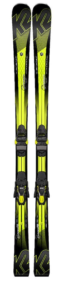 K2 Charger Skis for Men (K2)