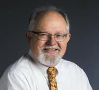 Dallas Morning News art critic Rick Brettell