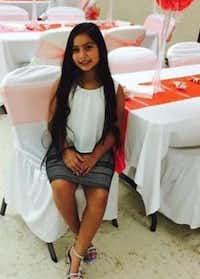 Kayla Gomez Orozco(Amber Alert)