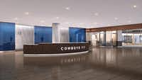 This rendering shows the new fitness center at The Star in Frisco called Cowboys Fit.(Dallas Cowboys<div><br></div>)