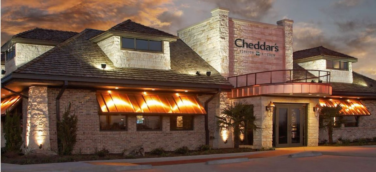 Image result for irving-based cheddar's scratch kitchen