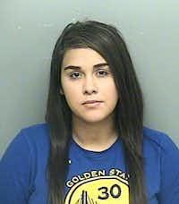 Alexandria Vera((Montgomery County Jail))