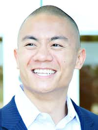 Andrew Nguyen, finalist for the 2016 Good Works Under 40 Award