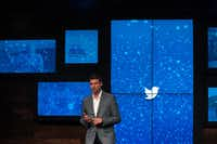 Adam Bain, the chief operating officer of Twitter, in New York, Oct. 8, 2015.  (Bryan Thomas/The New York Times)(NYT)