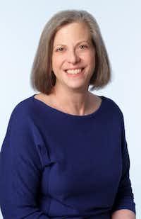 Award winning author Karen Blumenthal of Dallas.(Courtesy of Karen Blumenthal)