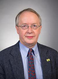 Myron Ebell is a climate contrarian who directs environmental and energy policy at the Competitive Enterprise Institute, an advocacy group financed in part by the coal industry. Ebell lead President-elect Donald Trump'™s EPA transition. (Competitive Enterprise Institute)