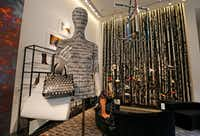 One of the first floor displays at Forty Five Ten, a new four-level store in downtown Dallas, photographed on Friday, November 11, 2016. (Louis DeLuca/The Dallas Morning News)(Staff Photographer)