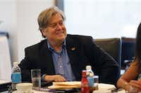 Stephen Bannon (AP Photo/Gerald Herbert)(AP)