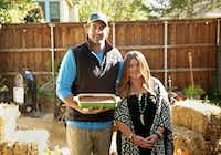 Diane Fourton and Justin Fourton, the co-owners of the Pecan Lodge restaurant in Deep Ellum, have cooked the same sweet potato casserole for their Thanksgiving Day dinner for nearly six years.(Andy Jacobsohn/Staff Photographer)