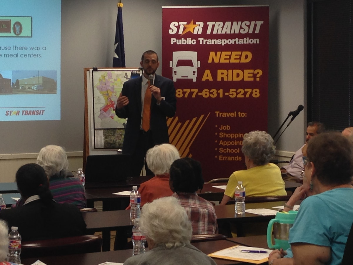 Rockwall Increases Its Subsidy Extends Star Transit At