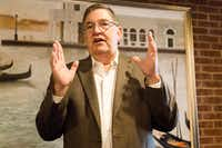 Rep. Michael Burgess, R-Lewisville(Tomas Gonzalez/DRC)