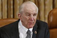 Rep. Sam Johnson, R-PlanoCharles Dharapak/AP Photo