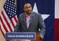 Rep. Marc Veasey, D-Fort Worth(Ashley Landis/Staff Photographer)