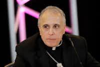 Cardinal Daniel DiNardo (AP Photo/Patrick Semansky)(AP)
