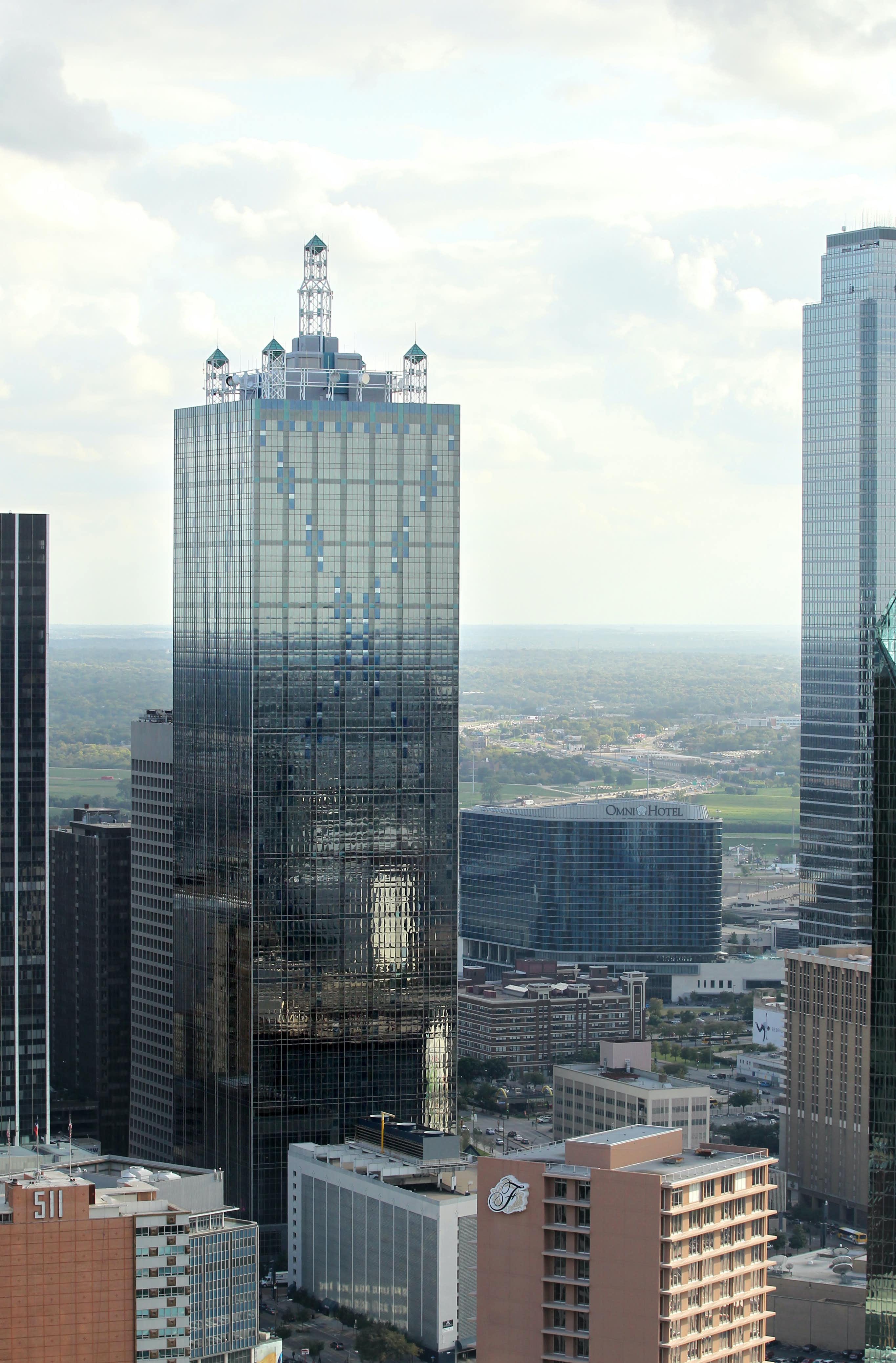 Renaissance Tower has more than 1.7 million square feet. (File Photo)